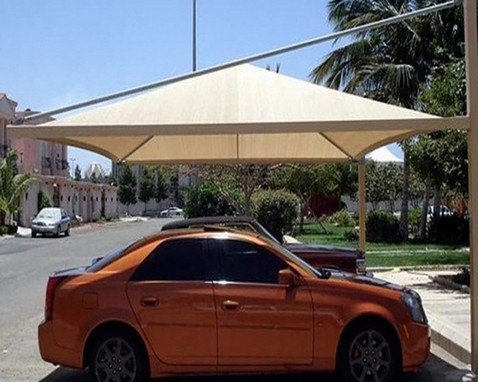 المظلات للسيارات