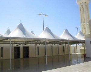 مظلات مساجد